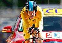 Fotos: Das Zeitfahren der Tour de France in Besan�on