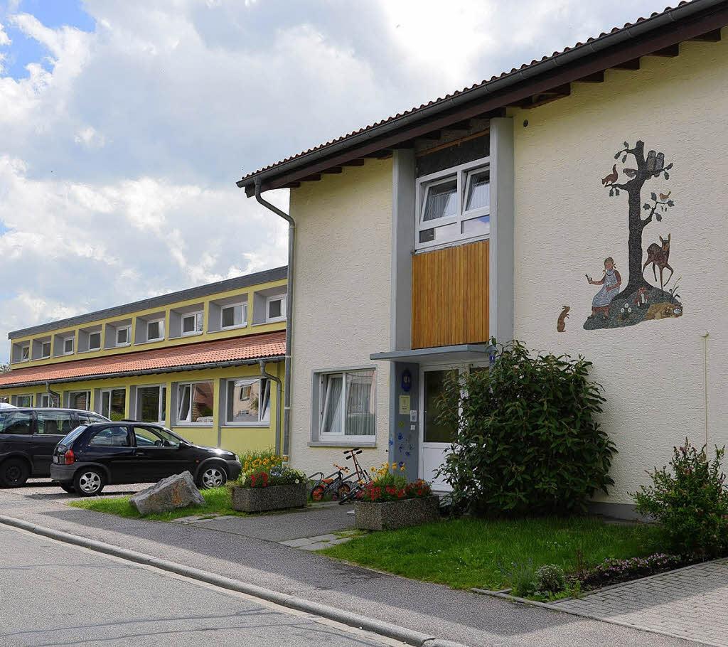 kosten f r den neubau beim kindergarten wunderfitz liegen bei rund euro bonndorf. Black Bedroom Furniture Sets. Home Design Ideas
