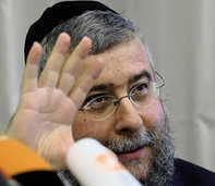Rabbiner sehen sich an Holocaust erinnert