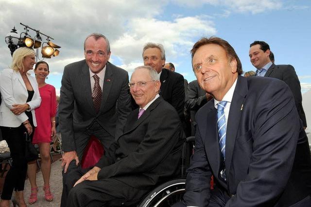 Fotos: Gala zur Eröffnung des neuen Europa-Park-Hotels