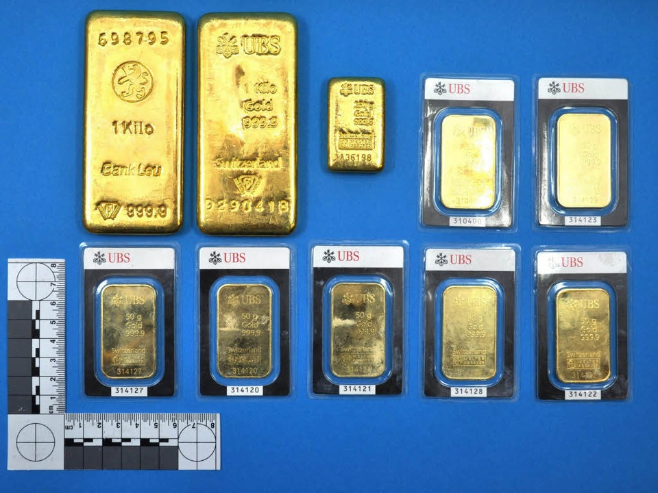 Wem gehört das Gold?  | Foto: dpa