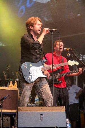Eindr�cke von den Konzerten mit Mike and the Mechanics und Sarah Connor.