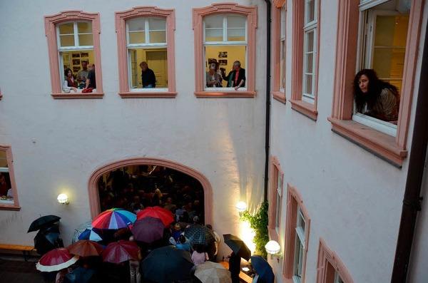 Beat-Nacht im Museum im Ritterhaus