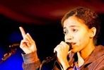 Fotos: Nneka auf dem Zelt-Musik-Festival in Freiburg
