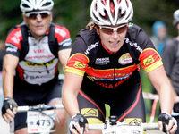 Fotos: 950 Radler beim Schauinslandkönig 2012