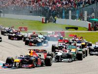 Frustrierendes Heimrennen f�r Vettel