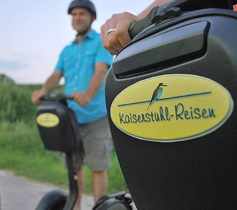 Cleverer Werbeträger für den Kaiserstuhl: der Bienenfresser  | Foto: Benjamin Bohn