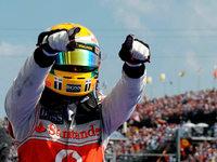 Hamilton siegt in Ungarn – Vettel ohne Chance