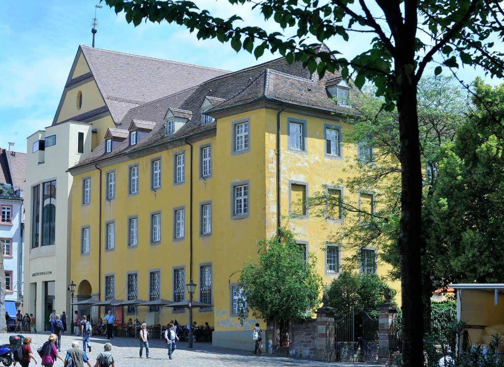 caf im augustinermuseum ffnet am 1 august wieder freiburg badische zeitung. Black Bedroom Furniture Sets. Home Design Ideas