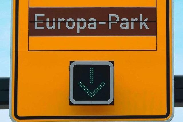 Europa-Park: Neue Anlage soll An- und Abreise erleichtern