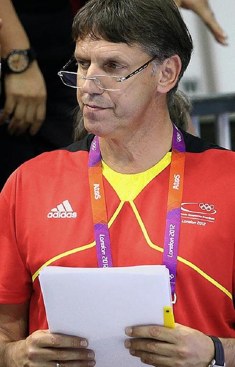 In der Kritik: Sportdirektor Lutz Buschkow    Foto: dpa