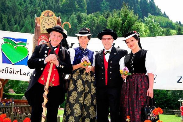 Tour de Ländle in Simonswald