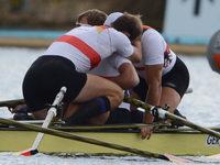 Deutscher Doppelvierer gewinnt Ruder-Gold