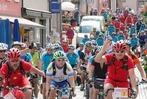 Fotos: Ein Volksfest rund um die Tour de Ländle