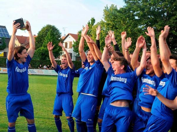Zum ersten Mal hat der Bahlinger SC sein eigenes Turnier gewonnen.