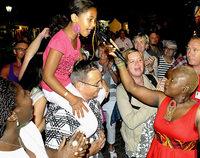 Ein Fest der Musik voller Intensität
