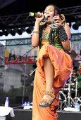 Neue Maßstäbe beim African Festival