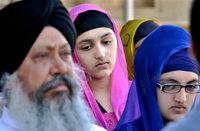 Terror im Tempel: Verwechselte der T�ter Sikhs mit Muslimen?