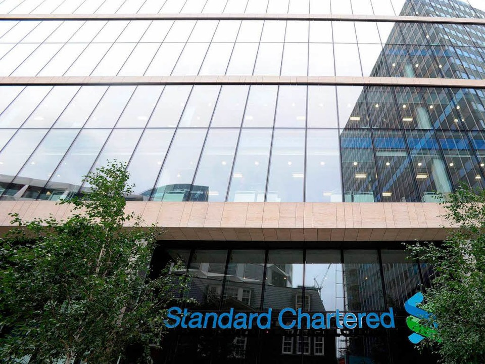Galt bislang als Gegenentwurf zur verm...mentbanken – Standard Chartered   | Foto: dpa