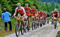 Trans-Schwarzwald: 550 Biker, 386 Kilometer, f�nf Etappen