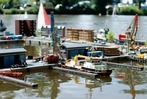 Fotos: Badweiher in St. Peter wird zur Hafenanlage für Modellschiffe