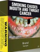 Mit Krebs-Bildern gegen die Sucht