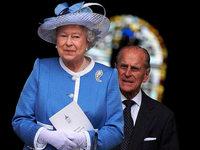 Prinz Philip erneut wegen Blasenentz�ndung in Klinik