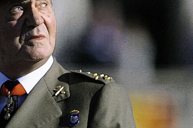 Warum gibt Spaniens König seinem Land nichts von seinem Vermögen ab?