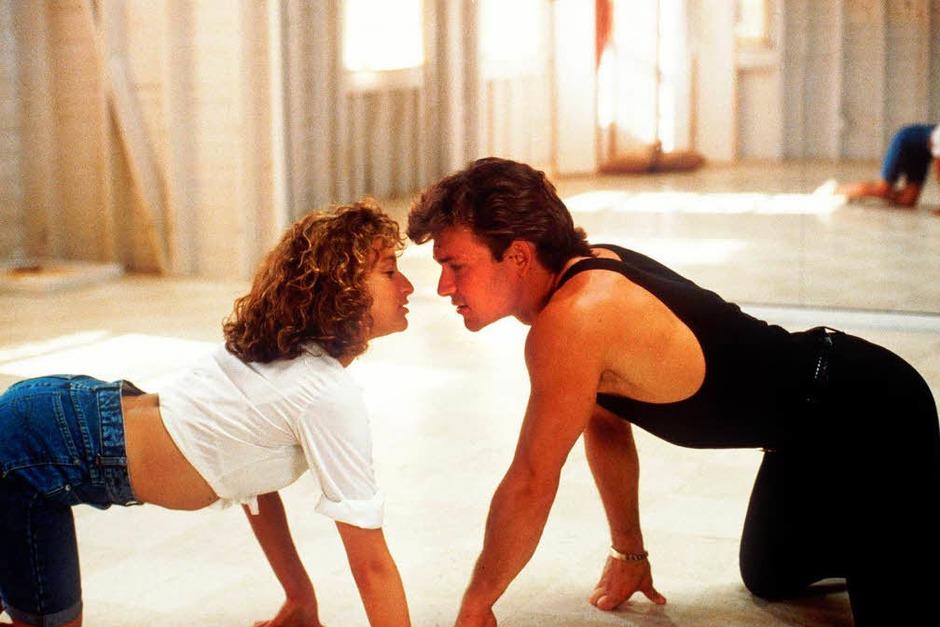 """Frances Houseman,  """"Baby"""" genannt, verliebt sich in den Sommerferien in den Tanzlehrer Johnny Castle... (Foto: dpa)"""