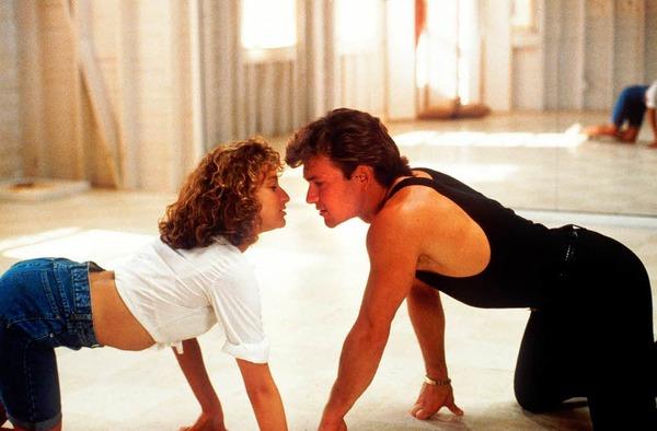 """Frances Houseman,  """"Baby"""" genannt, verliebt sich in den Sommerferien in den Tanzlehrer Johnny Castle..."""