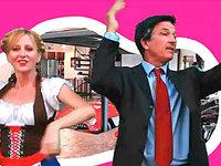 Video mit Romney-Girl erz�rnt die Schweiz