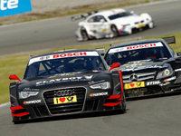 Audi triumphiert beim DTM-Rennen in Zandvoort