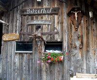 Dilgerhof im Glottertal: Most in der urgemütlichen Stube