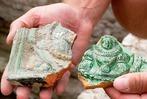 Fotos: Mittelalterliche Funde in Neuenburg