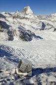 Energiesparen: Das Musterhaus bei Zermatt