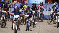 Wenn junge Mountainbiker aufs Tempo drücken