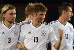 Fotos: Deutschland schlägt Österreich in der WM-Qualifikation