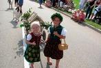 Fotos: Historischer Festumzug in Eschbach