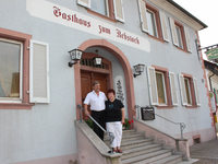 """Bötzingens """"Rebstock"""" schließt – Oberdorf ohne Gasthaus"""