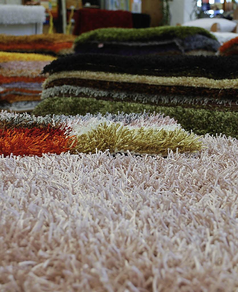 Rheinfelden Von der Schule in Vaters Teppichladen