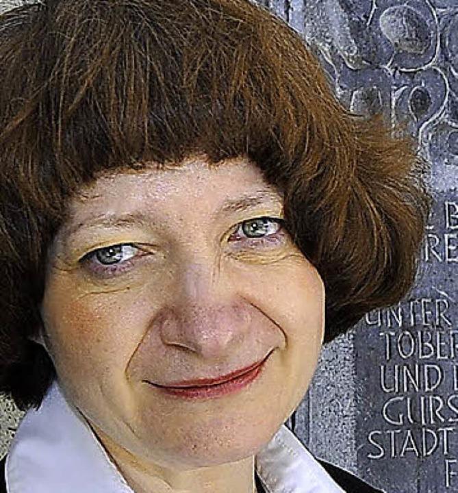 Irina Katz   | Foto: Michael Bamberger
