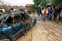 Zehn Tote bei �berschwemmungen in S�dspanien