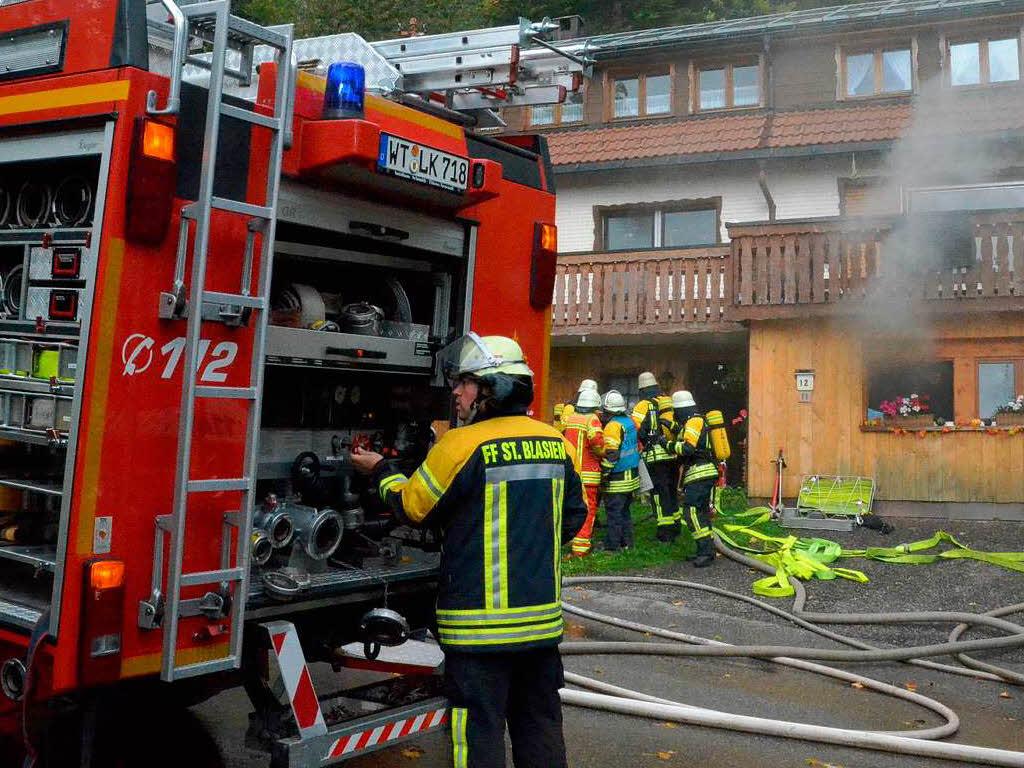 Ibach: keine verletzten: brand zerstört kinderzimmer   badische ...