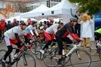 Sport und Spaß bei der Tour de Hieber