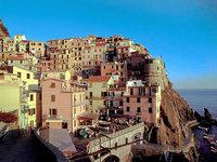 K�stend�rfer der Cinque Terre sind durch Erdrutsche bedroht