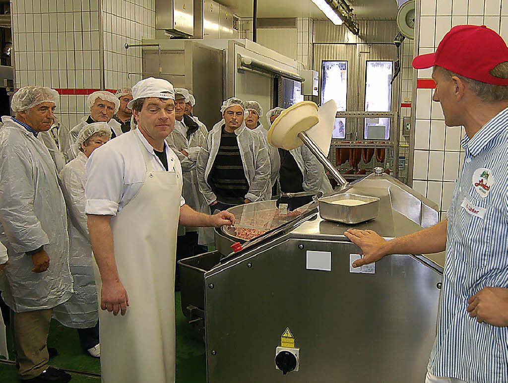 Metzgerei linder freiburg