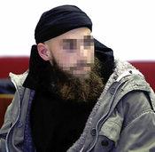 Salafist steht zu Attacke gegen Polizisten