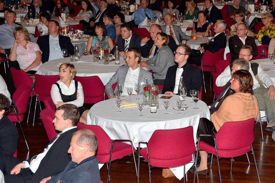 Die Benefizgala  der Jeunes  Restaurateur in Baden-Baden zugunsten  der Aktion Kinderherzen. (Foto: Christian Kramberg)