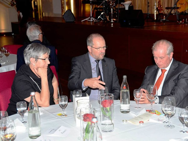 Die Benefizgala  der Jeunes  Restaurateur in Baden-Baden zugunsten  der Aktion Kinderherzen.