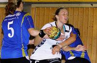 Schützenfest in Handballhalle